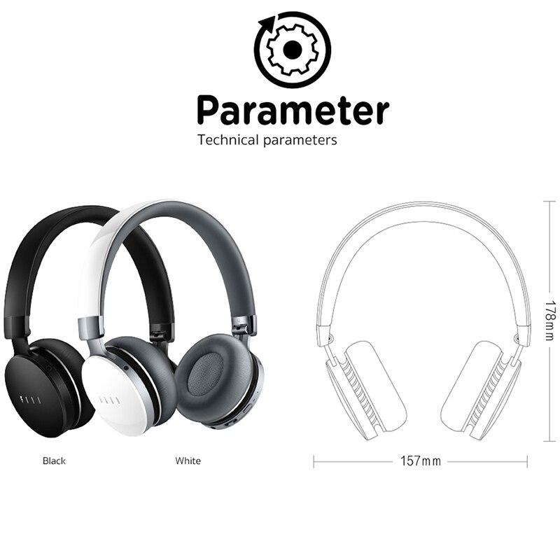 FIIL CANVIIS casque Bluetooth 4.1 HiFi actif suppression de bruit casque haute qualité nouveau écouteur pour casque de mélomane - 5