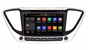 """8 """"4G LTE Android 8.0! octa core car multimedia DVD player Radio GPS FOR Toyota PREVIA for Hyundai Verna 2016 2017 2018 3G WIFI"""