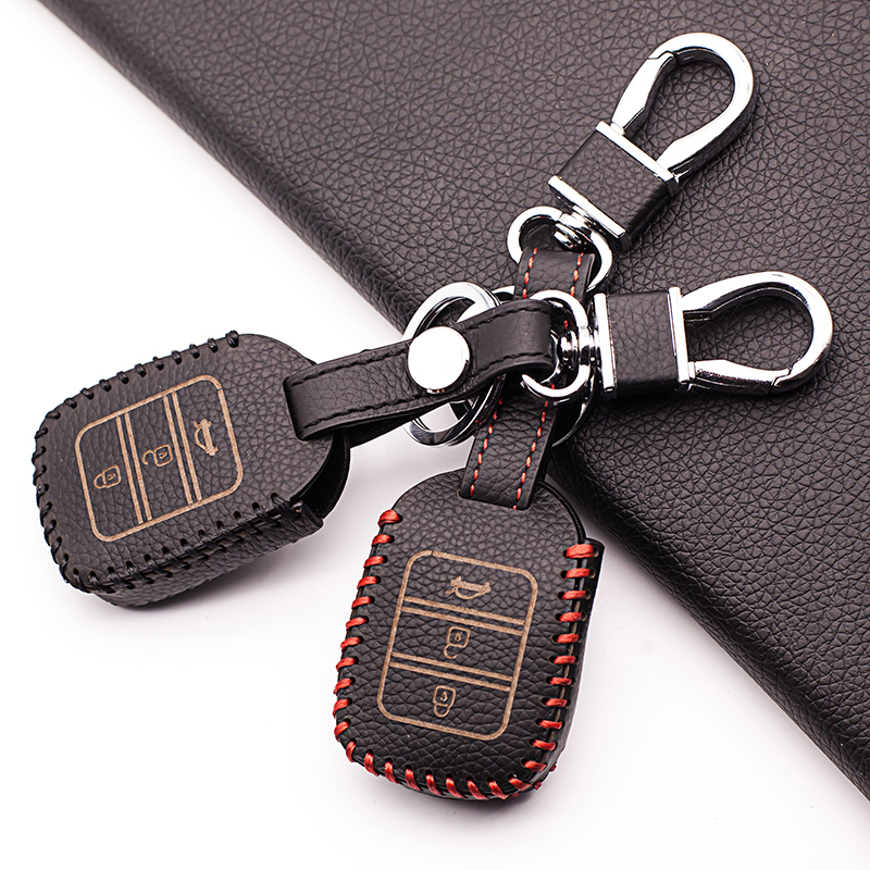 Super Quality Protector Key Cover Remote Key Case for Honda 2013-2017 Civic Acc 4 Sports Key Bag 3 buttons remote control