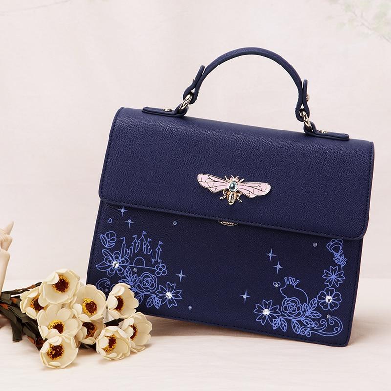 When Europe 2017 new Korean fashion handbag bag single shoulder bag bag Leisure Square