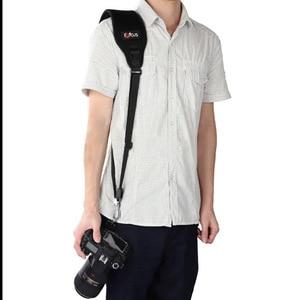 Image 4 - Foleto 포커스 F 2 카메라 스트랩 캐논 니콘 소니 펜탁스 DSLR 카메라에 대한 F2 플레이트와 빠른 빠른 싱글 어깨 블랙 벨트 스트랩