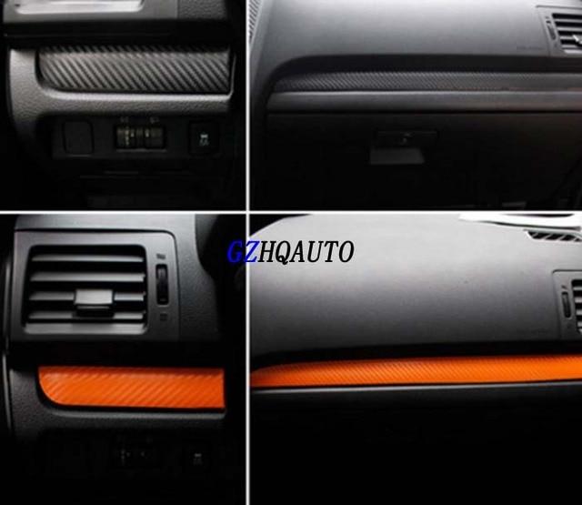 Car accessories for Subaru XV models Interior dashboard decorative ...
