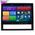 9 Pulgadas de Coches Reproductor de DVD de Radio Quad Core Android 4.4 sistema de Navegación GPS Auto Estéreo para Toyota LAND CRUISER 200 2016