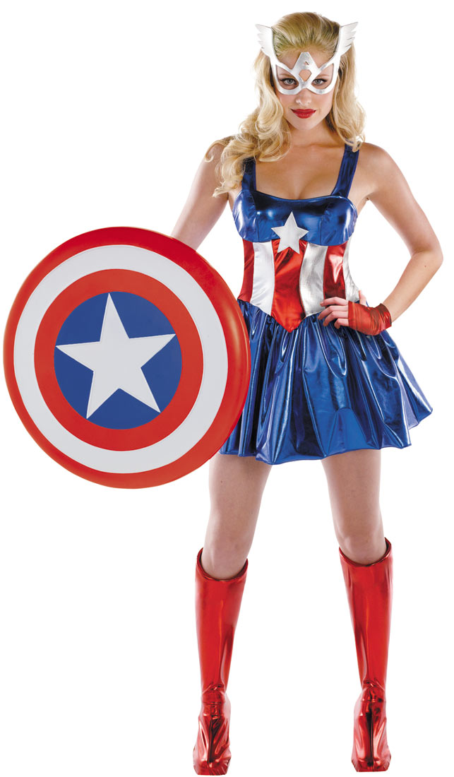 Opinion captain american women sexy think