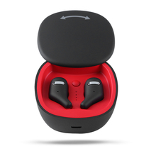 A2 Wireless Bluetooth earphone Handsfree Headphone Sports 3D True Wireless Stereo Earbuds With Mic