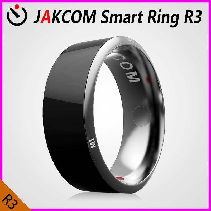 Jakcom R3 Intelligent Anneau Portable Dispositif Électronique Intelligente Pour Samsung HTC Sony LG Android Windows Mobile NFC téléphone femmes noir anneau