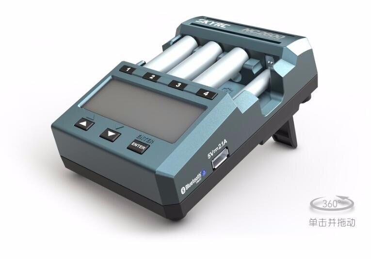 Envío Gratis skyrc Bluetooth inteligente rápido cargador rápido en el 5th en 7th universal NC2600 kit de actualización