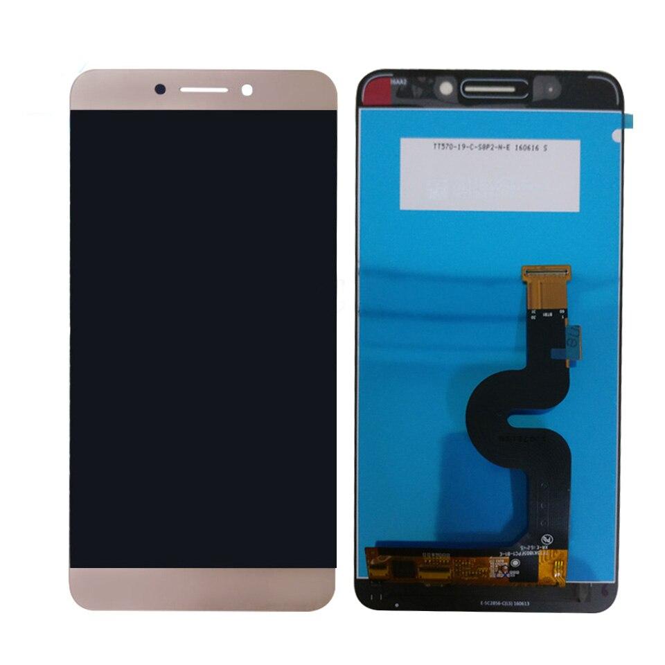 imágenes para Original Para X820 Letv le Max 2 LCD Pantalla LCD + el Panel de Tacto digitalizador X821 X822 X823 X829 para LeEco le max 2 pantalla lcd