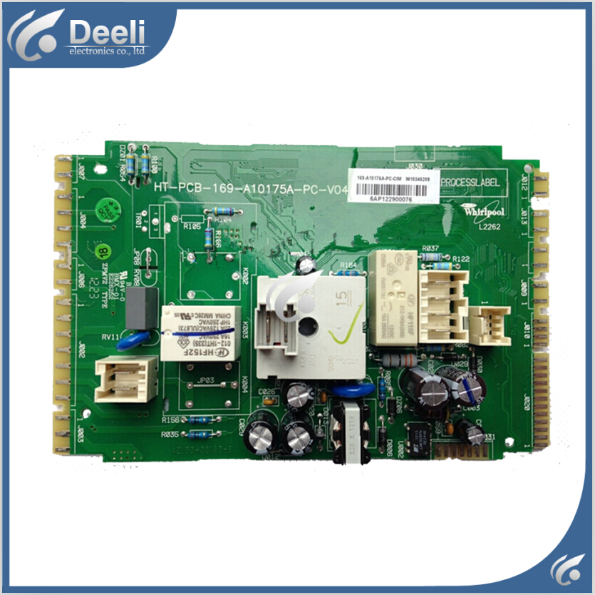 95% new good working for board XQG90-ZS24904BS 169-A10176A-PC-CIM motherboard микроволновая печь свч lg ms 2042 db