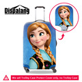 Dispalang Cartoon Anna Princess Elastic Luggage Protective Cover For 18-30 Inch Trolley Travel Baggage Elsa Girls Suitcase Cover