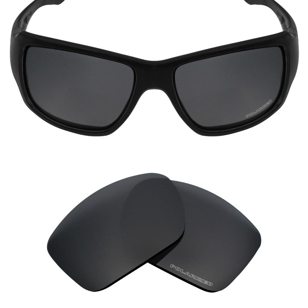 f6ed5b0687611 Mryok + POLARIZADA Lentes de Reposição para óculos Oakley Resistir À Água  Do Mar Big Taco Óculos de Sol Preto Discrição em Acessórios de Acessórios  de ...