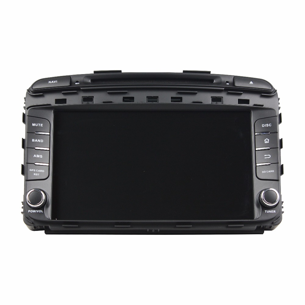 Navirider Android 8.0 radio tape recorder octa Core 4GB RAM 32GB rom with IPS screen for KIA SORENTO 2015 head unit GPS DVD