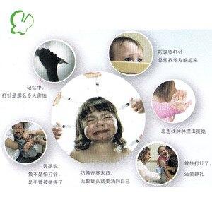 Image 5 - 5 uds. De equipo analgésico médico para niños con forma de mariposa, indoloro, sin aguja, familia, inyecciones para niños y control del dolor