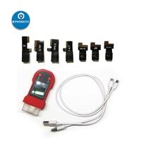 الهاتف المحمول منفذ شحن USB اختبار الصيانة الحالية محلل USB قياس الفولتميتر الرقمي آيفون 6 6S 7 7P 8 X XS-في مجموعات أدوات يدوية من أدوات على
