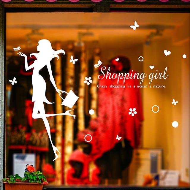 Aliexpresscom Buy SHIJUEHEZI Custom Fashion Shopping Girl