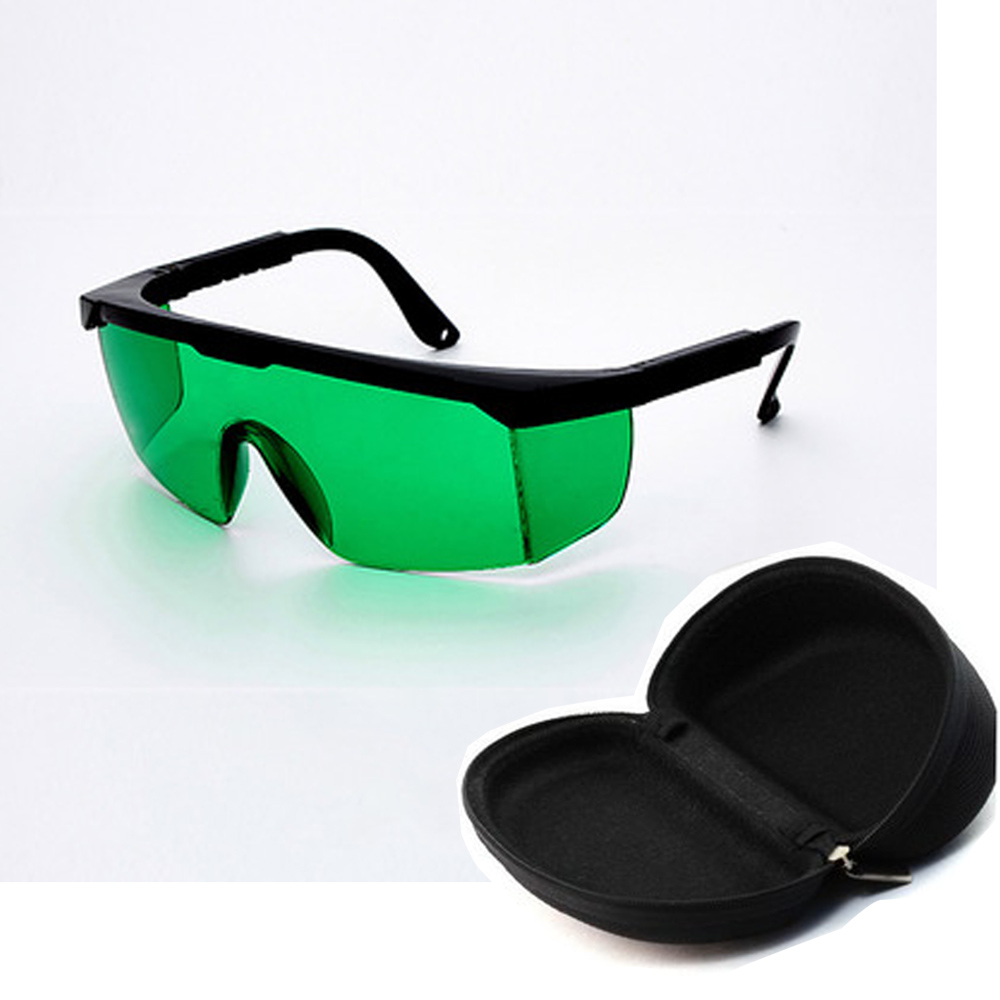High Power hunting laser 303 pointer verde Laser accessories Green Laser sight protection goggle in Lasers from Sports Entertainment