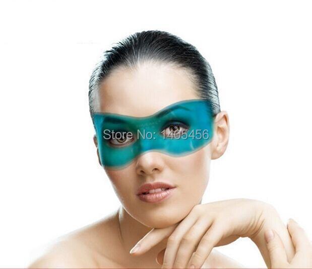2015 New Hot/cold Gel Eye Mask Soothing Eyes Massager Goggles Ice Pack Sleeping Eye Mask Gel Anti Dark Circles