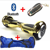Samsung Battery 2 Wheels Self Balance Electric Skateboard 6 5 Inch Mini Electric Hoverboard With Remote
