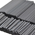 Brand New 127pc Black Heat Shrink Tube Assortment Wrap Electrical Insulation Cable Tubing Best Promotion!!