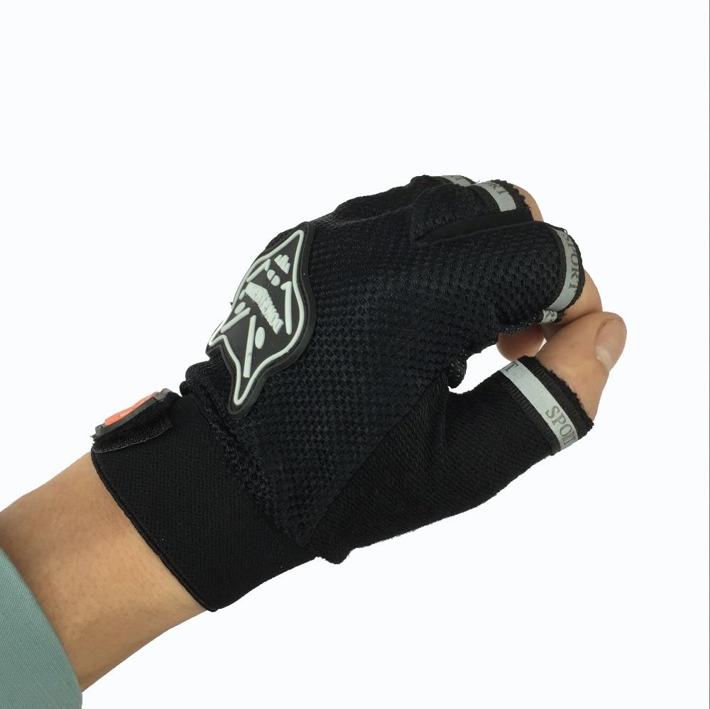 Mens gloves summer - Cycling Gloves Half Finger Mens Women S Summer Bike Bicycle Gloves Nylon Sport Mountain Bike Gloves