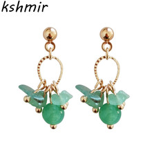 The original manual contracted exquisite  earrings mini stud and collars Fashion ladies