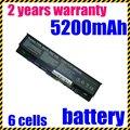 Batería del ordenador portátil para dell inspiron 1520 1521 1720 1721 jigu para dell vostro 1500 fp282 gk479 portátil li-lon batería de 6 celdas 10.8 v 4400 mAh