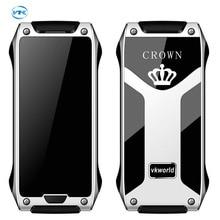 "In stock VKWorld Crown V8 1.64"" Smart Phone 4.9mm Ultra-slim Pedometer Bluetooth FM Dual SIM Network 2G GSM 780mAh OLED Screen"