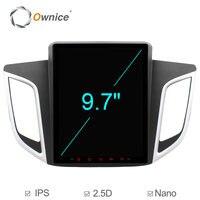 Ownice C600 Android 6 0 IPS 2 5D Screen CAR DVD FOR HYUNDAI Ix25 Car Audio