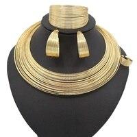 Yulaili Fashion Jewelry set