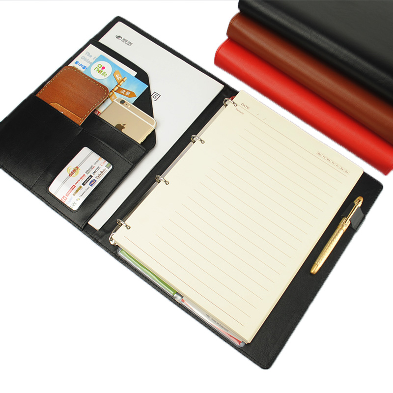 Commercial A4 Binder Notepad Notebook Stationery