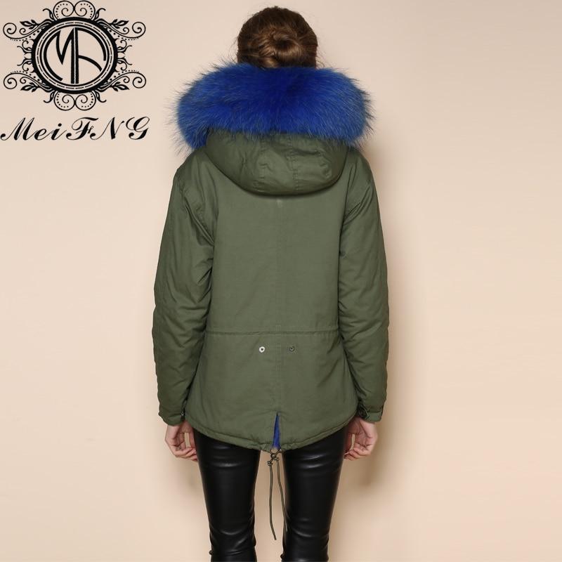 Италия desgin зимняя подкладка и Лисий воротник женские пальто для женщин куртка, куртки из искусственного меха