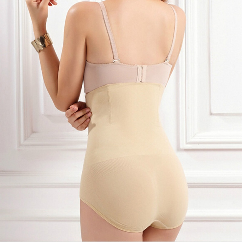 High Waist Girdle Body Shaper Underwear Slimming Tummy Knickers Panties 3
