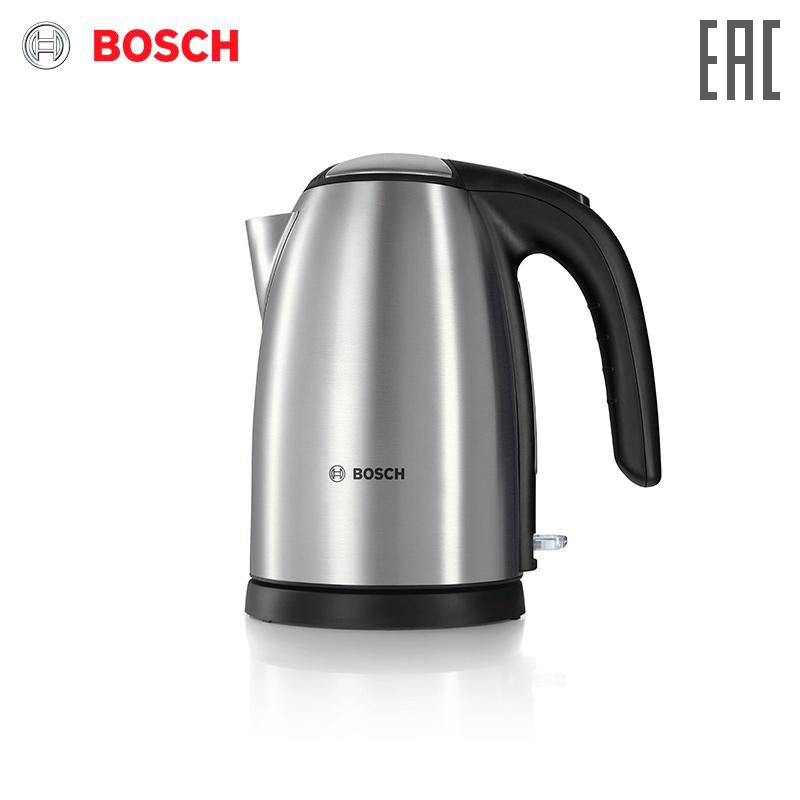 Electric Kettles BOSCH TWK7801 2200w Stainless Steel 1.7L
