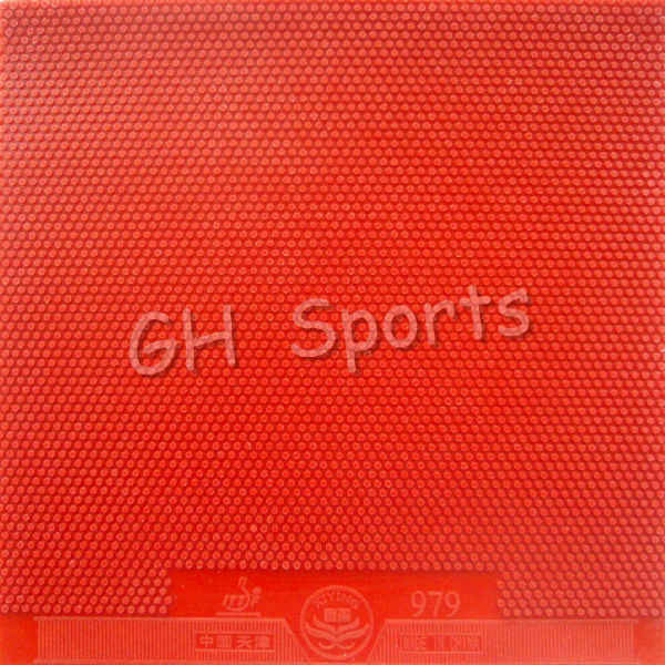 XiYing 979 Long Pips-Out Table Tennis PingPong Rubber Without Sponge Topsheet OX