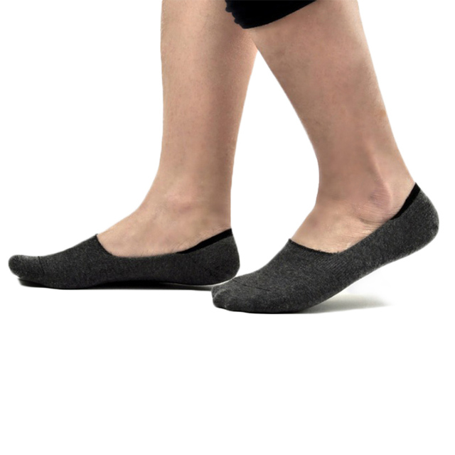 Hot Unisex Low Cut Ankle Loafer Boat socks