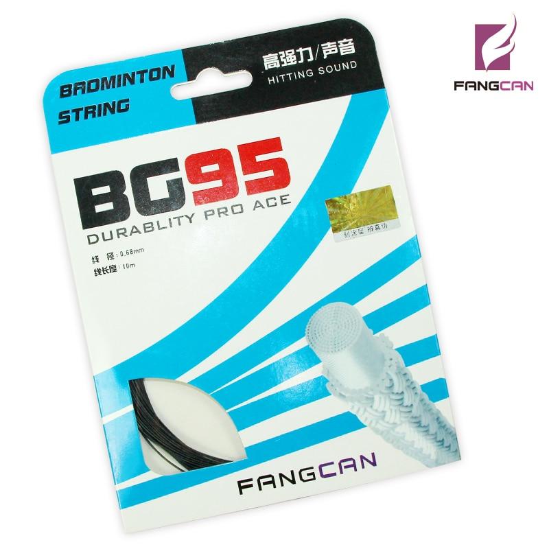 1 Pc FANGCAN BG95 0.68mm Diameter Professional Badminton Strings For Badminton Racket 10m/pc
