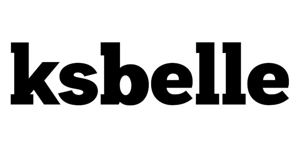 Лого бренда KSBELLE из Китая