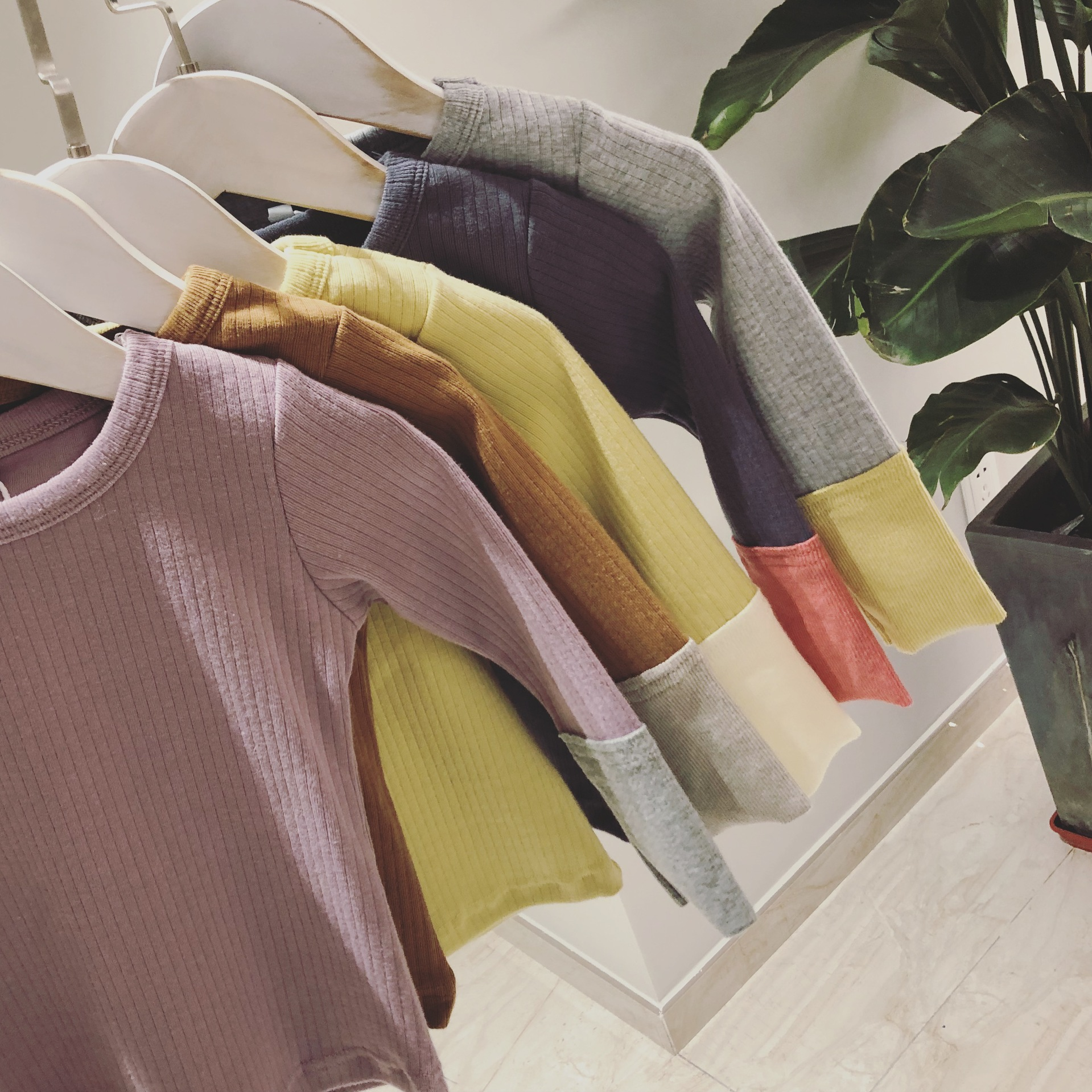 Kids Blouses 2018 Autumn New Color Matching Pits Shirt Round Neck Long Long Sleeve Korean Style Shirt Both Boys And Girls Wear