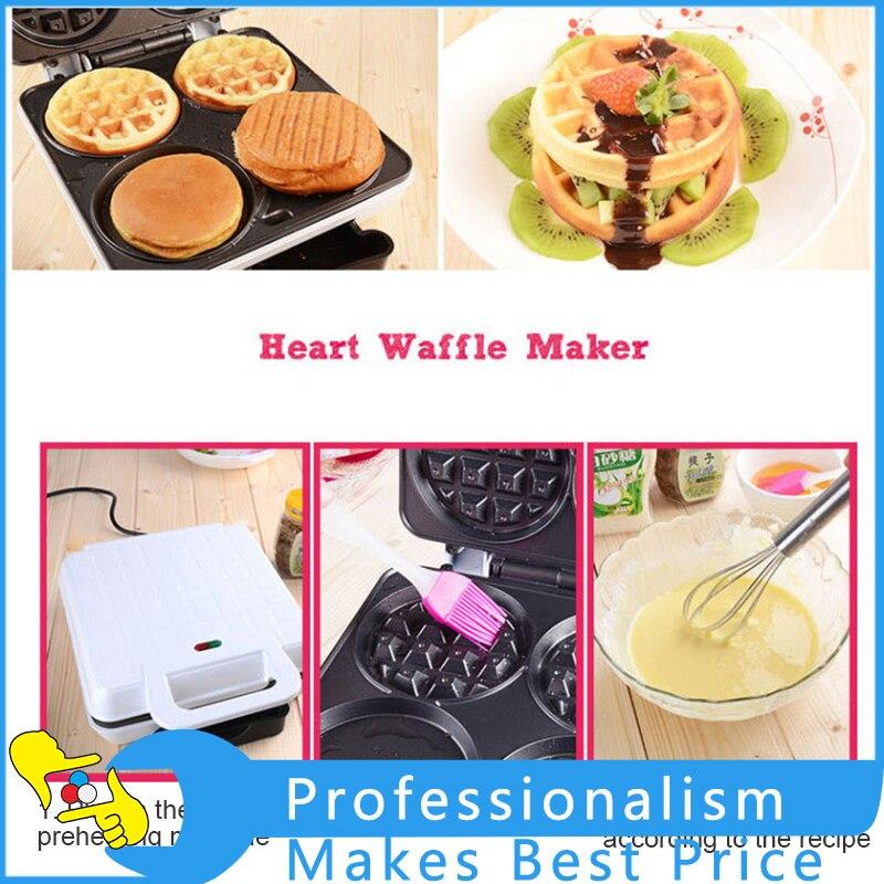 Electric Baking Pan Multifunction Waffle Machine Muffins Pancake Machine Waffle Maker 220V