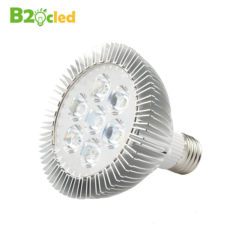 LED Grow Light E27 110V 220V AC 85-265V led Plant Growth Lampe Frukt Grønnsaker Planter Red Blue Light 3w 5w 7w 9w 12w 15w 18w