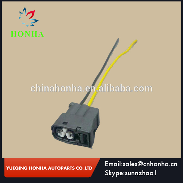 US $11 99 |2 Pin/Way Ignition Coil Connector With Wire Pigtail Plugs For  Toyota 90980 11246-in Cables, Adapters & Sockets from Automobiles &
