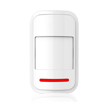 Wireless Motion PIR IR Sensor Detector Intelligent Detecting Passive Infrared Detector 433MHz For Alarm System wireless home alarm system infrared pir sensor 433mhz with built in antenna pir motion detector