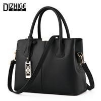 DIZHIGE Brand New Tote Bag Handbags Women Famous Designer Crossbody Bag Women Leather Handbag High Quality