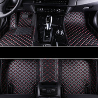 car floor mat For honda crv 2008 2007 civic 2008 jazz accord 2008 city Fit 2014 crz accessories carpet rugs