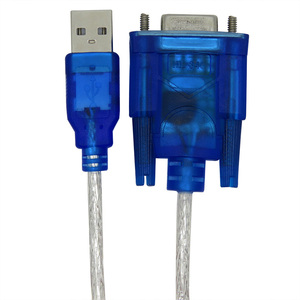 Image 3 - USB RS 232 Adapter USB to RS 232 serial cable female port switch USB to Serial DB9 female serial cable USB to COM