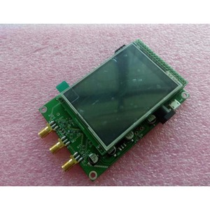 Image 5 - new ADF5355 module touch color screen lcd sweep RF signal source VCO microwave frequency synthesizer PLL free shipping G3 001