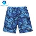 Gailang Marca Qick Dry Men Beach Shorts Trunks Boxeadores del traje de Baño Trajes de Baño Para Hombre Board Shorts pantalones Cortos Casuales Bermudas Basculador Tamaño Grande