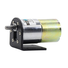 520 gear motor, 12V 24V micro DC CW/CCW, 10W high torque all-metal motor  5~600RPM linearmotor