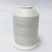 Free shipping popular glow in the dark embroidery sewing thread 1000m each - compititve price 5 color can be chosen