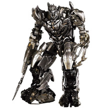Black Mamba LS06 Transformation MP36 Movie SS13 Oversized  tall Diecast alloy action Figure toys Deformation Toy